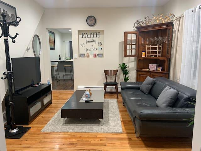 Washington's Cozy Home