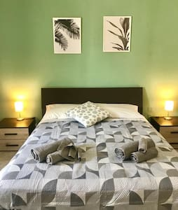 Ionio Rooms & Apartment stanza Green & Flamingo
