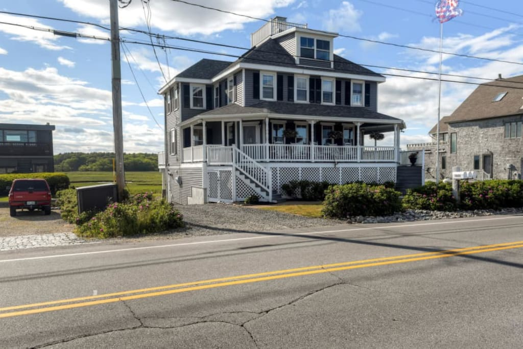 New Hampshire Beach House For Rent