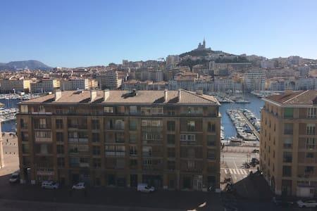 Belle Chambre Vieux port / Panier! - Marseille