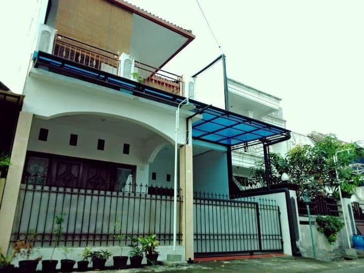 [TERLARIS] Gita Homestay Malang @Sawojajar 5 Kamar