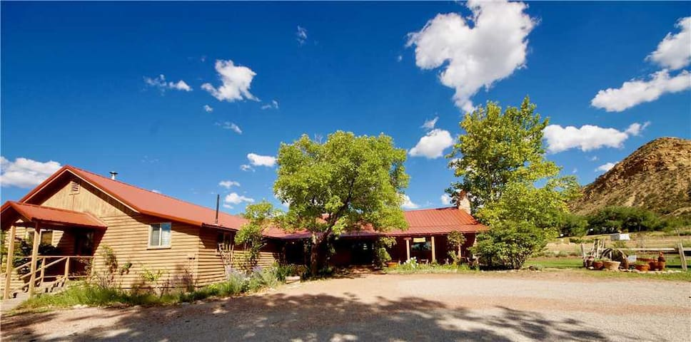 Private Moab Getaway In Stunning, Secluded Pack Creek Ranch, Great For Small Or Large Groups  - Pack Creek ~ Lodge Suite