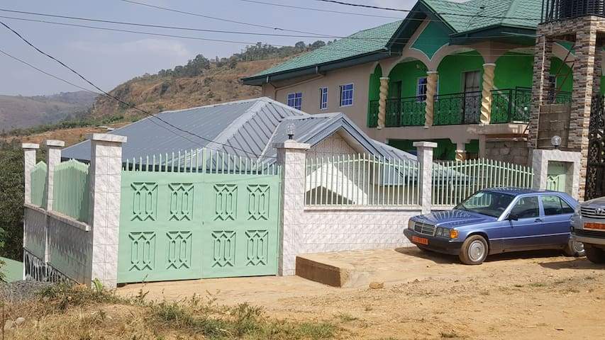 MJK Dynamics, New road Upper Bayelle Bamenda