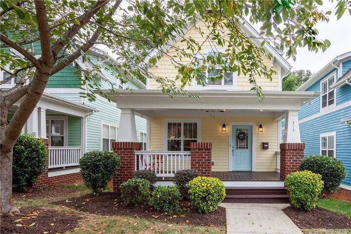 1 BR in Adorable 4 BR Home Blocks from Center City