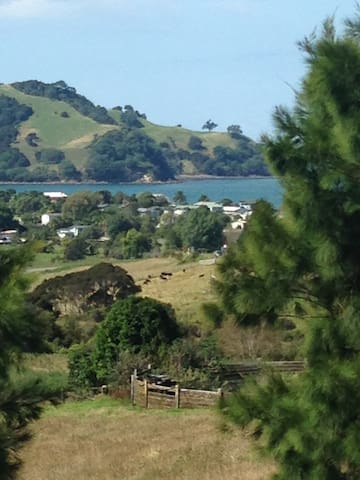 On The Fringe of Heaven B&B - Whitianga - Bed & Breakfast