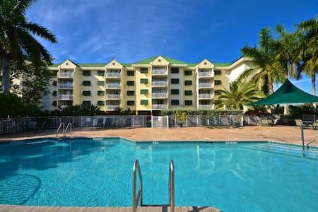 La Sola Suite #306 @ Sunrise Suites - 키웨스트(Key West) - 아파트(콘도미니엄)