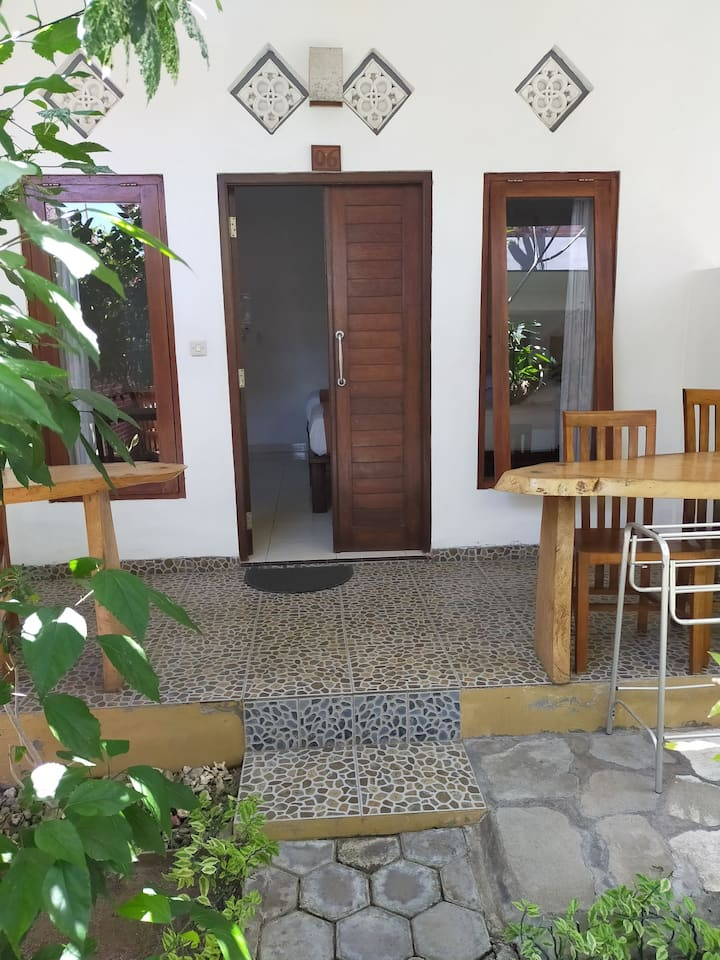 Krisna home stay @standar twin bed