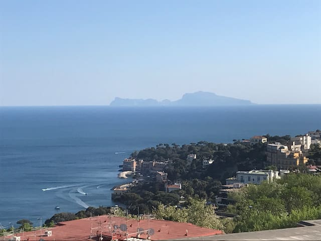 Modern Loft with view in Posillipo - Napoli - Pis
