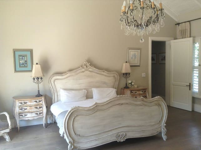The French Quarter Parktown West JHb Room 1