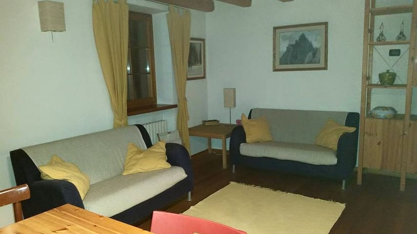 """Villa Clelia """"Appartamento D"""" DolomiTiAmo - San Vito di Cadore - Apartament"""