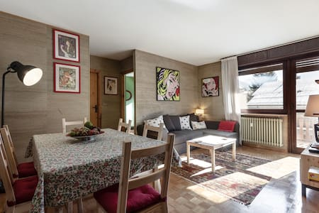 Nice apartment close to the slopes!