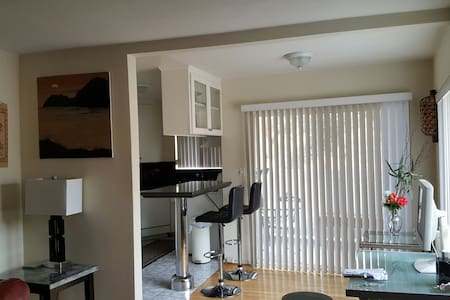 Baldwin Hills Charming Apt 1BD/1BA - Los Angeles - Appartamento