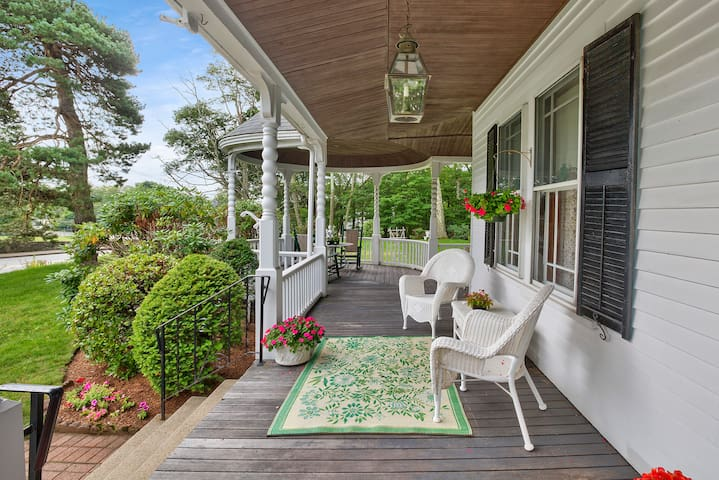Peaceful, clean Victorian home - 5BR/7beds/3ba