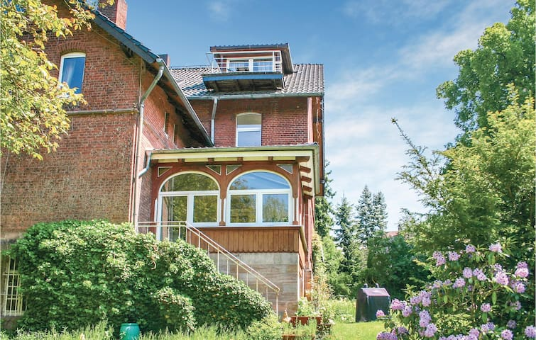 Holiday apartment with 2 bedrooms on 100m² in Oberaula