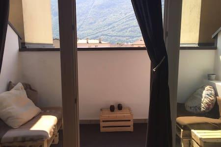 Lovely room with balcony/bolzano centre - Apartment