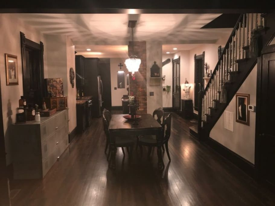 historic west central amazing home with great host