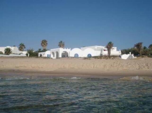 Maamoura: Maison au bord de la Méditerranée