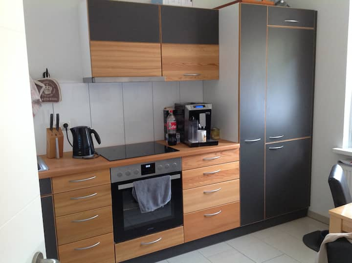 Gästezimmer im Einfamilienhaus in Boosted