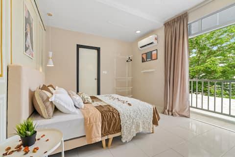 ( WIFI ) Casa Citrina Homestay @ Tanjung Malim