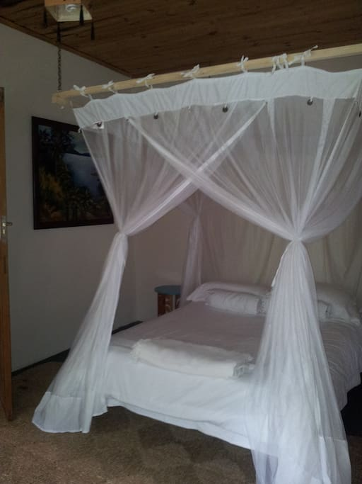 mosquito nets for a peaceful night's sleep