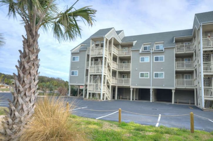 Oak Island Beach Villa 1206-POOL!