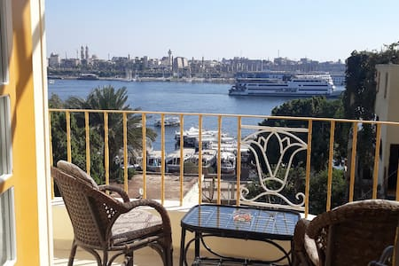Spring Hotel Luxor - Double Room with Nile View
