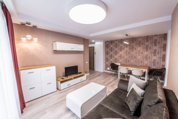 One bedroom apartment UBA Accommodation****