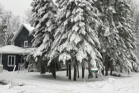 Maison du temps de fêtes ! - Lac-Beauport