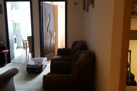 Cozy flat in the city centre - Kutaisi - Departamento