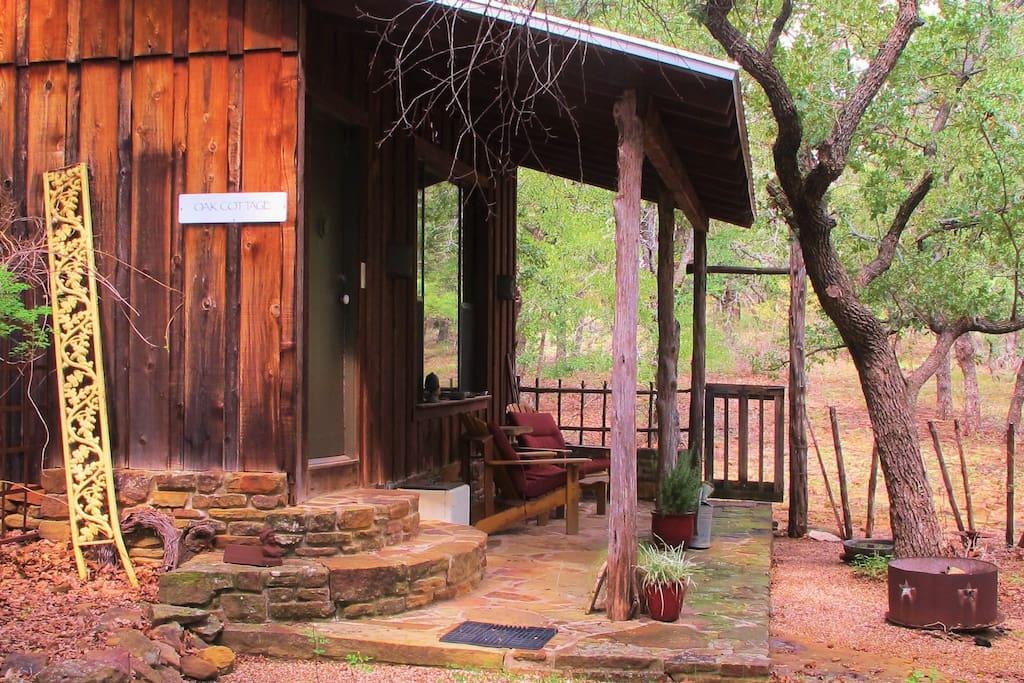 The Oak Cottage
