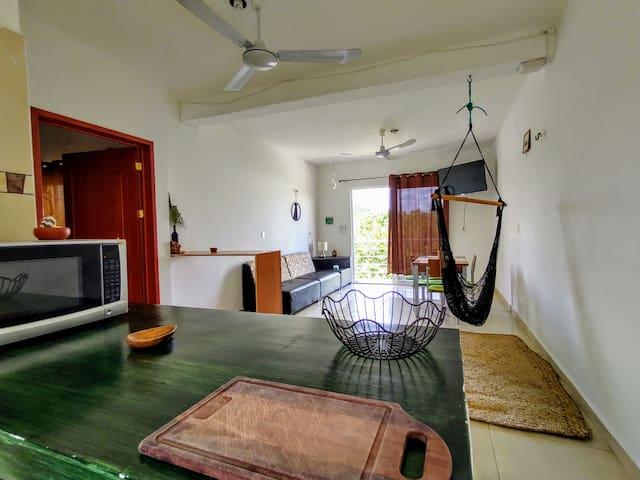Casa Meztli, Selva