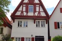 Ferienwohnung Vordere Gerbergasse 19 in Nördlingen