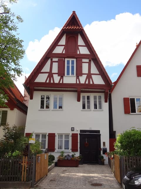 Vacation rental Vordere Gerbergasse in Nördlingen