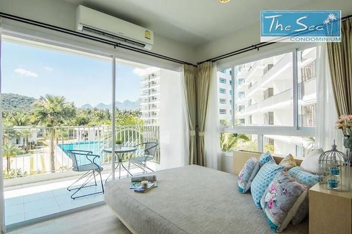 THE SEA CONDOMINIUM - Prachuap Khiri Khan - Appartement en résidence