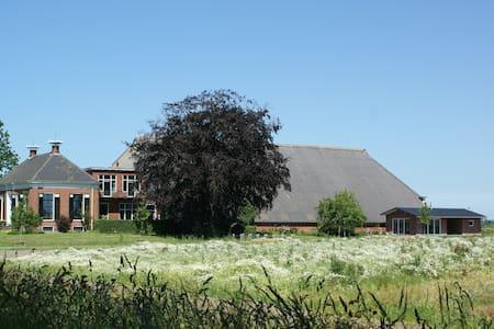 Vakantiehuis Nederland, Groningen, - Kisház