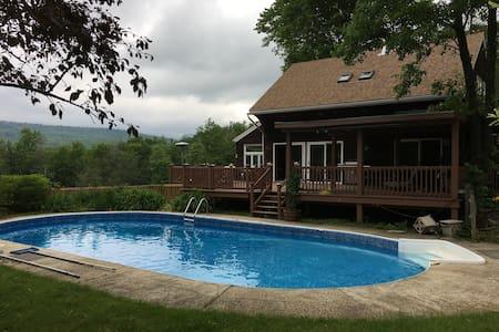 Woodstock Mountain House