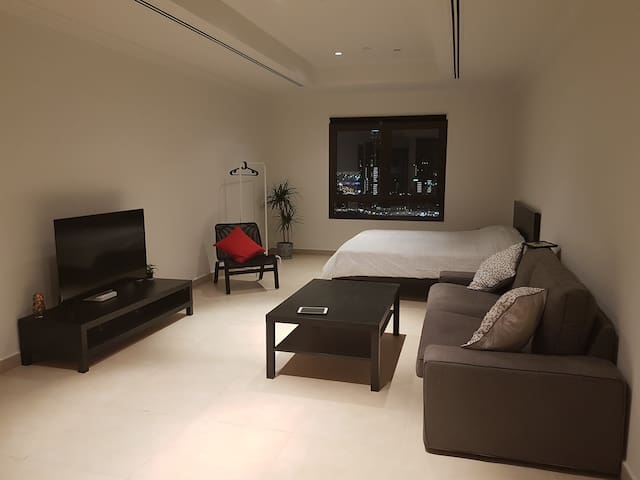 Brand new studio in Porto Arabia, The Pearl