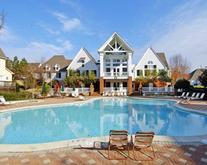 Kings Creek Plantation Resort - 4 1/2 Star Rating