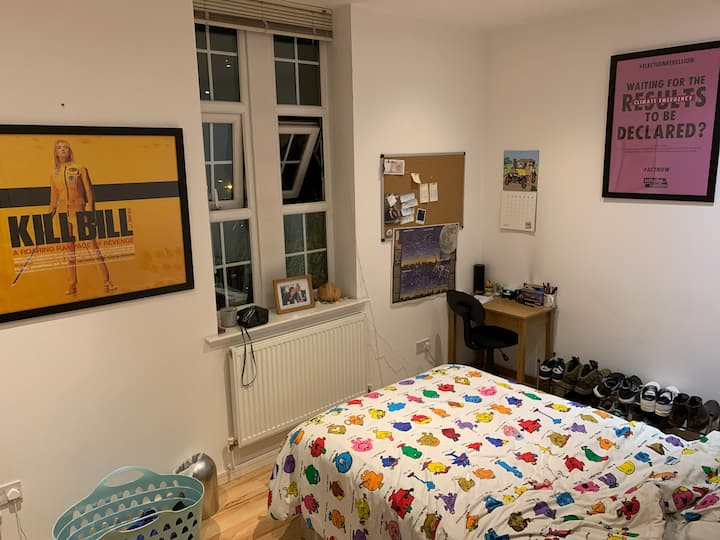 My room available in Zone 1 London! Good transport