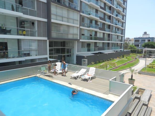 Las Cumbres de la Molina - Distrito de Lima - Appartement