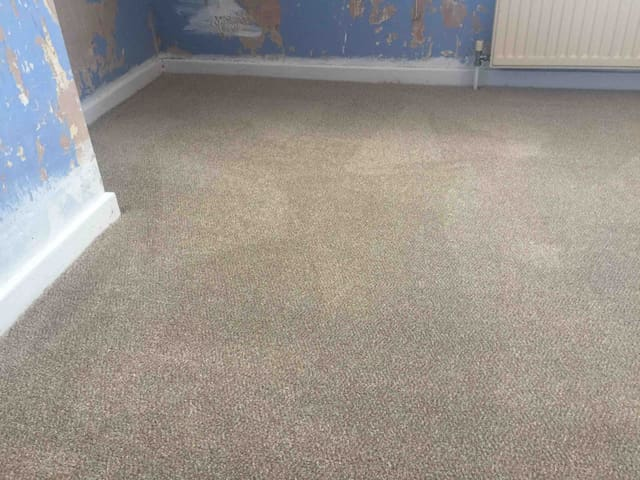 your new carpet fitted by professionals