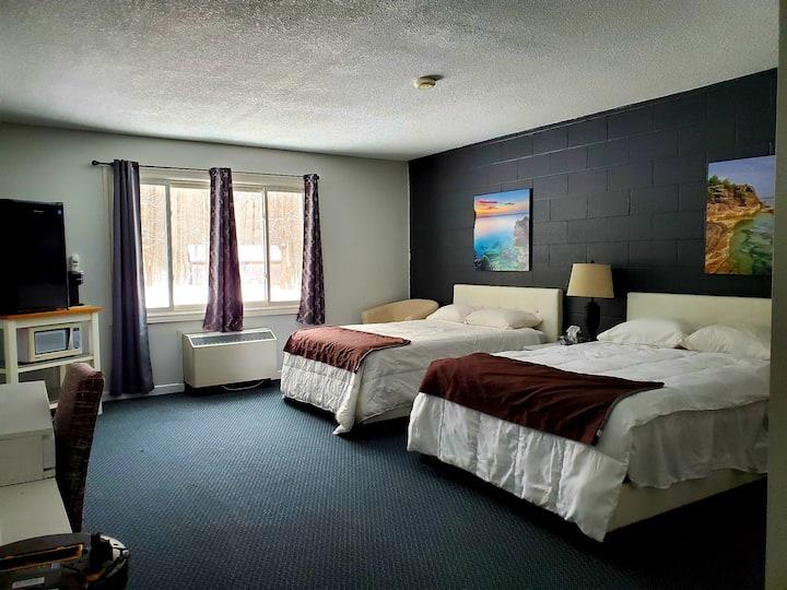 🌿ExplorTobermory@Peninsula Hotel forest ViewR102