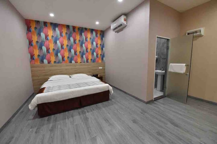 3S Hotel 2 pax Room