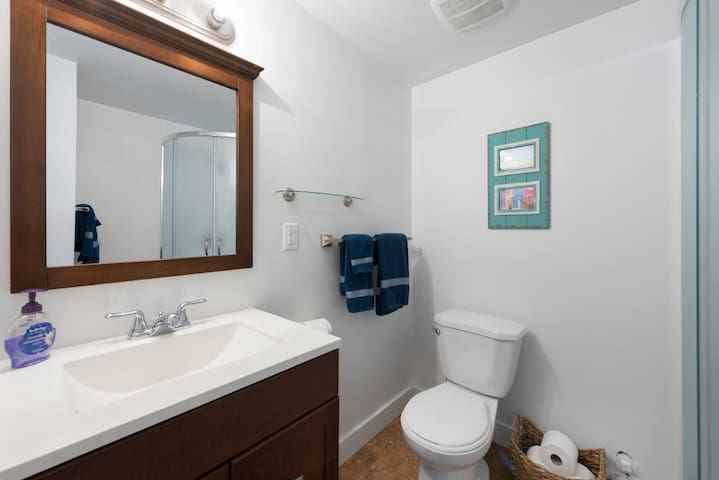 Your bathroom and shower