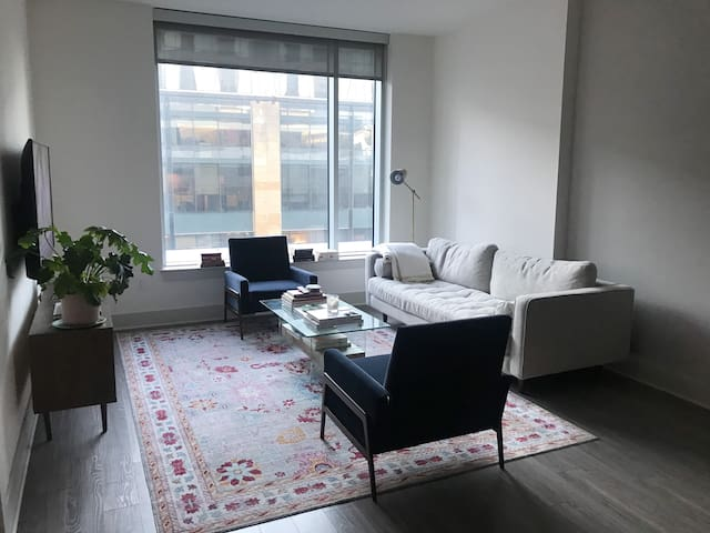 Apartment at the heart of downtown