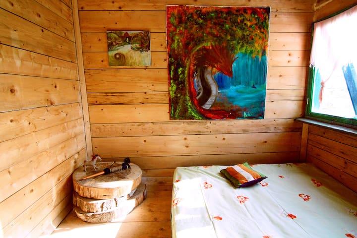 "Eco Camping ""La Belle Verte"" - บาตูมิ"