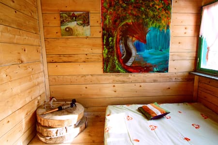 "Eco Camping ""La Belle Verte"" - Batumi - Treehouse"