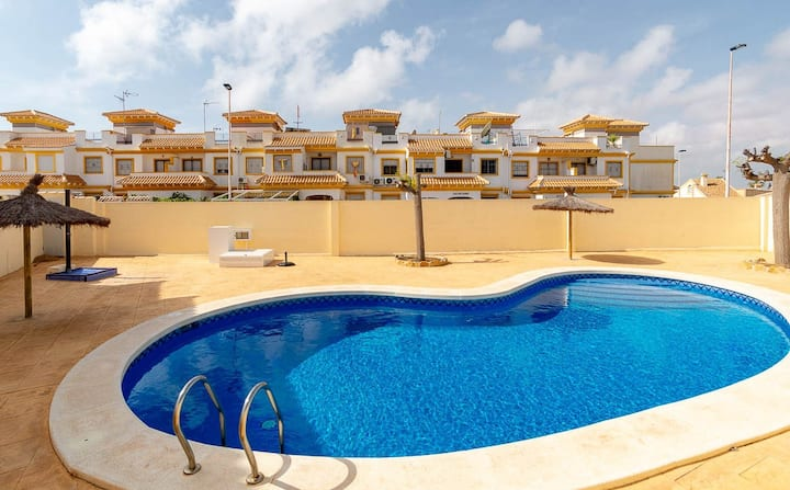 Apartment Aguas Nuevas Torrevieja - Pisicna Jardin