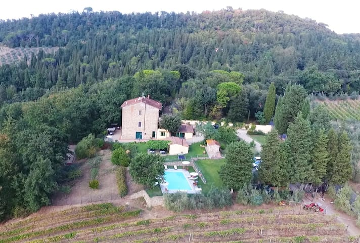 Charming studio/apartment, countryside of Florence - Scandicci
