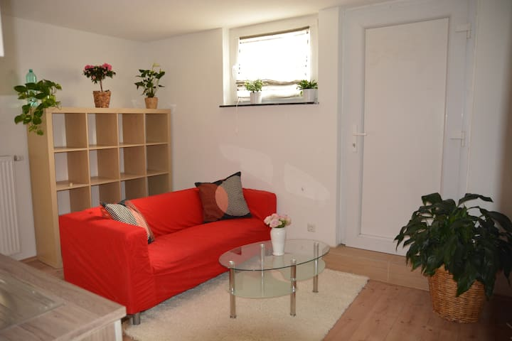 New 1,5-room-Apartment 30qm, Stuttgart (Vineyards) - Stuttgart - Lejlighed